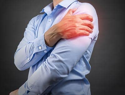 Shoulder Repetitive Strain Injury